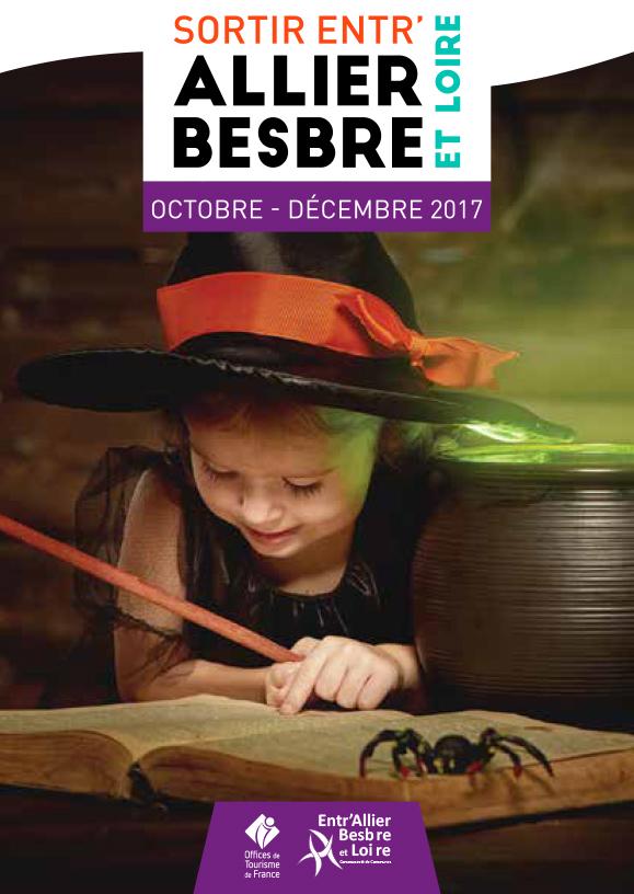 Calendrier animations Entr'Allier Besbre et Loire octobre-décembre 2017