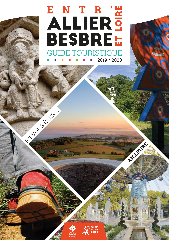 Guide Office de Tourisme Entr'Allier Besbre et Loire 2019
