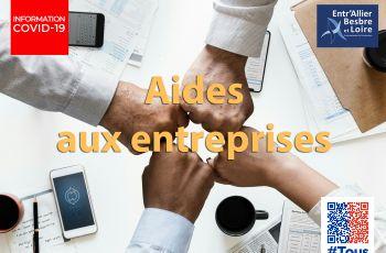 Aides aux entreprises